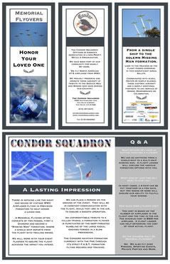 Condor Memorial Poster