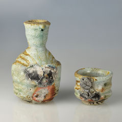 Kumano Kurōemon (*1955) | Sake Set
