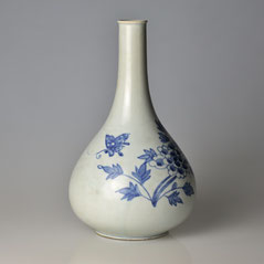 Joseon Dynasty Bottle, 19th c.