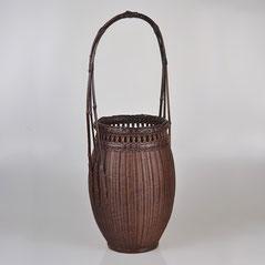 Hayakawa Shōkosai III (1864-1922) | Flower Basket