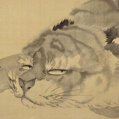Yoshimura Kōkei (1769-1836) | Resting Tiger