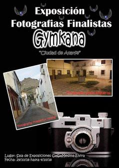 Exposición de la II Gymkana fotográfica Atarfe