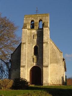 Eglise de Rivière (Bettencourt-Rivière)