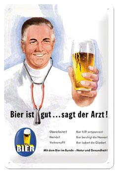 Abgerufen unter https://www.endlichzuhause.de/blechschild-bier-ist-gut-sagt-der-arzt.html (Stand 10.08.2017)