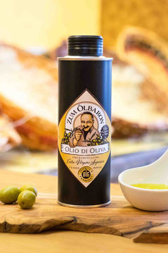 hausgemacht Frühabfüllung Olivenöl