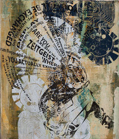 Josef Danner mixed media