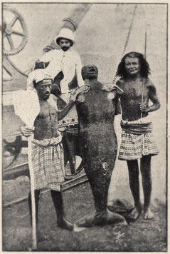 The real mermaid, 1924