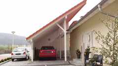 Carport Sondermodelle Foto