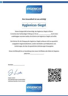 POS-Zertifikat