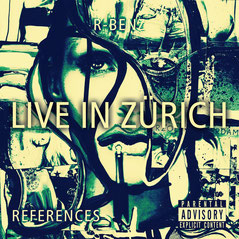 R-Benz Reference (Live) Record Cover