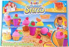 "Craze Magic Sand ""Icecream & Bakery"""