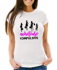 offrir un tee shirt cadeau femme