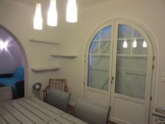 Remplacement fenêtre bois cintrée