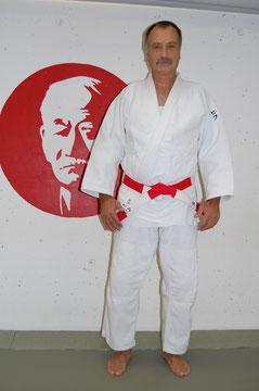 Judo Niderönz Hans Geiger