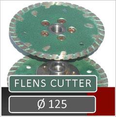 prodito flens cutter diameter 125