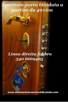 Fabbro economico Varese Milano Como