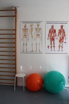Physiotherapeutische Praxis in Ratingen Süd, Cüppersweg 26