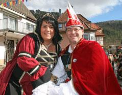 Prinzessin Diane & Prinz Arno