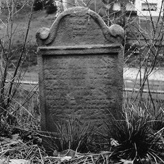 Ältestes Grab von 1690: Jette Katz aus Hünfeld