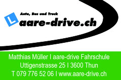 Aare Drive Fahrschule Thun