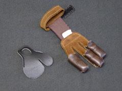 Handschuh für das Bogenschießen in Esslingen