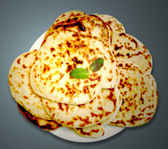 a birthday naan event