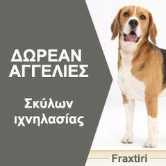 Εκπαιδευτήριο Σκύλων Ιχνηλασίας Φραχτίρι - Fraxtiri