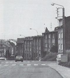 Ecke rue des Prés - rue de la Providence.