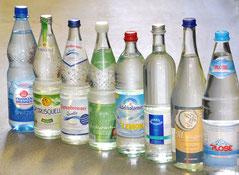 Mineralwasser Getränke Haußmann Feldkirchen bei München