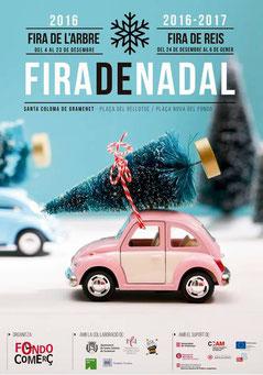 Programa completo del Nadal i la Festa Major en Santa Coloma de Gramanet