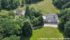 private french chateau for wedding