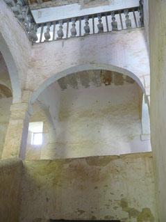 escalier monumental couvent des carmes