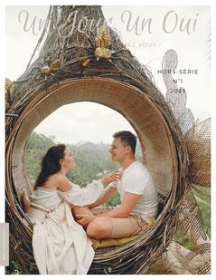 Magazine Un Jour Un Oui n°9 Avril Mai Juin 2018