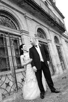 Photographies du mariage de Sylvie § Jean-luc