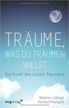 Buch über das Klarträumen. Erlerne das luzide Träumen. #Bücher #Klarträumen #Träume