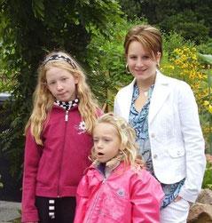 Alle drei Enkelinnen 2007