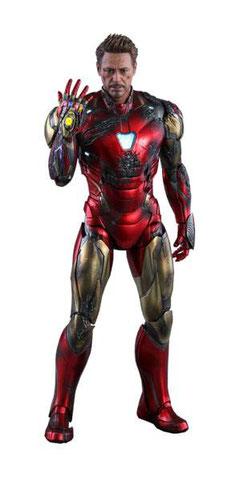 LXXXXV,Iron Man Battle Damaged,Endgame,Hot Toys, Sideshow,Infinity War,Avenger endgame, Marvels,Masterpiece Actionfigur,1/6,Life-Size,kaufen,buy,