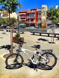 Lloguer de bicicletes, rent bikes, e-bikes, alquiler de bicicletas, bicis, bicicletas electricas