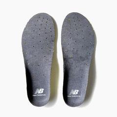 一般的な靴に入っているインソール