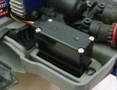 Hitec Mini-Servo HS-85BB+ im Traxxas E-Revo VXL 1:16