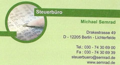 Steuerbüro - Michael Semrad