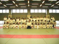 第1回演武大会 2005年12月