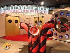 Museum mit Geschmack. Ein Schokoladentraum für alle!