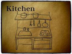 キッチン 造作家具