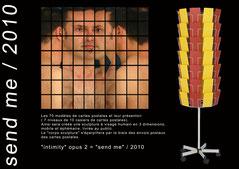 Send me, installation, 2010