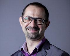 Portrait d'Alexandre Dufour BPI France