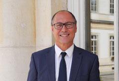 Jean Deguérry Président du Conseil Départemental Ain