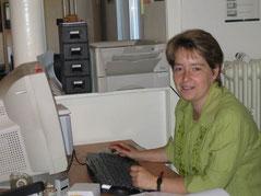 Susan Grimm, Geschäftsführerin, sympatisch, freundlich