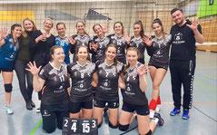 Am liebsten in 5 Sätzen: Damen-2 nach Heimsieg über Königshardt