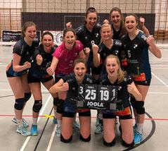 Die DSCity Girls holen alle 3 Punkte beim SC Grün-Weiß Paderborn